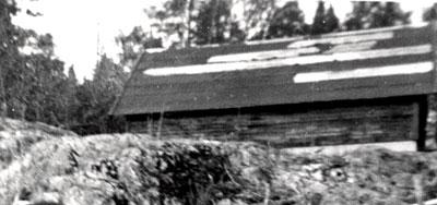 Svartengrens stuga